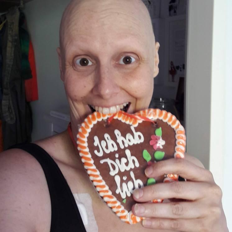Post von Sabsi vom Villacher Kirchtag - Chemo-Endspurt